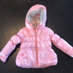 ZeroXposur toddler girls coat